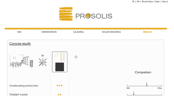 prosolis.be screenshot