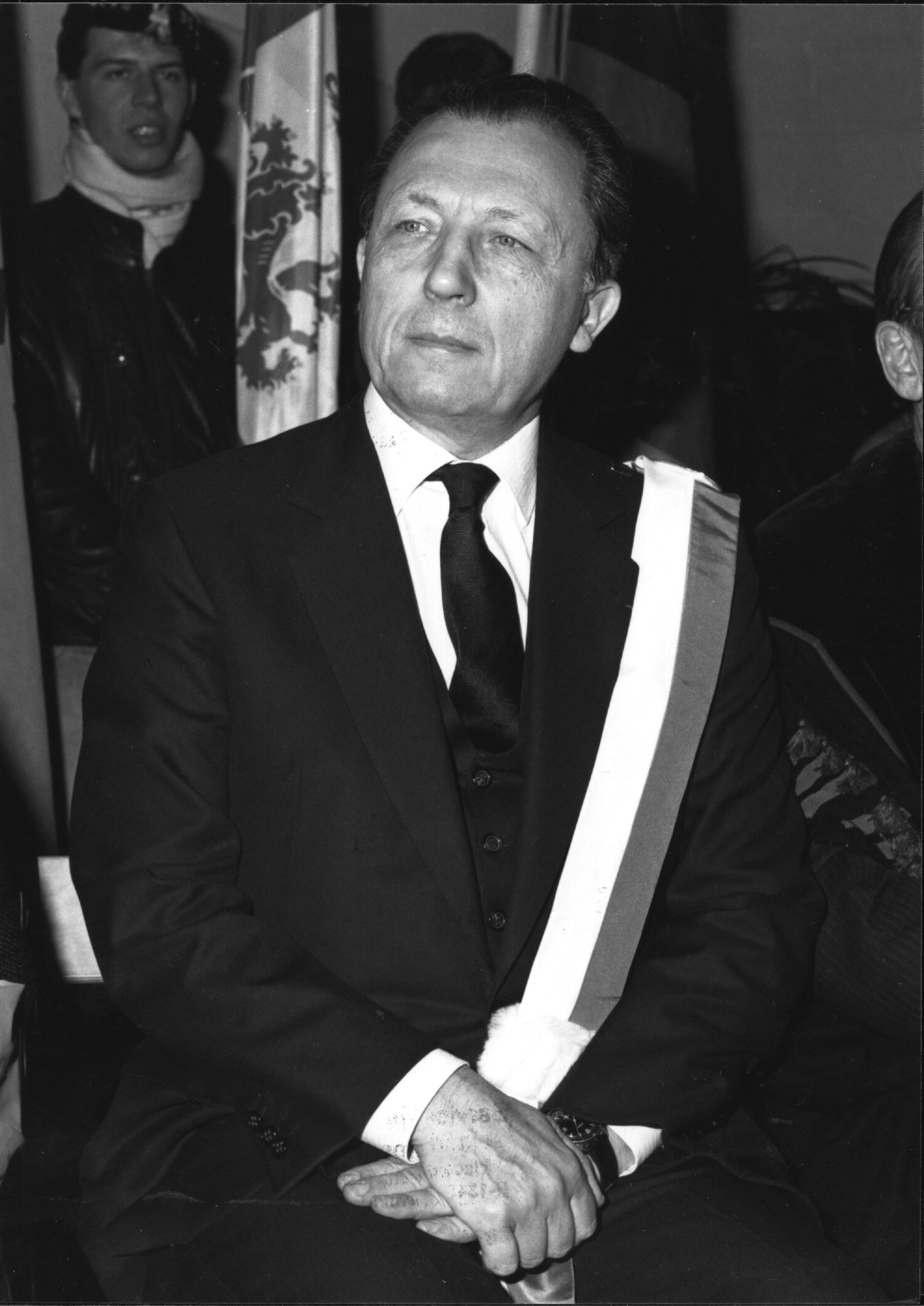 DHC Jacques Delors 1987