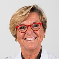 Anne Simon, Médecin microbiologiste et spécialiste en prévention des infections aux Cliniques universitaires Saint-Luc.