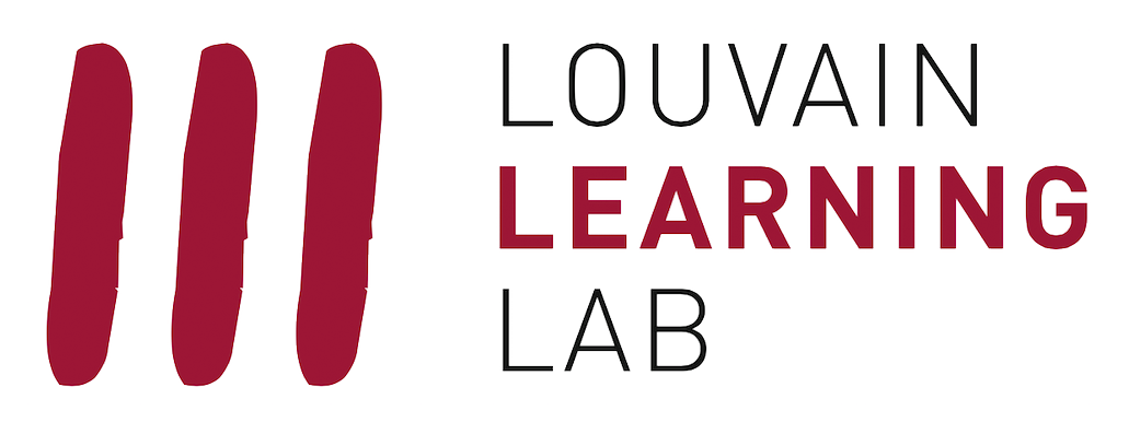 Logo Louvain Learning Lab