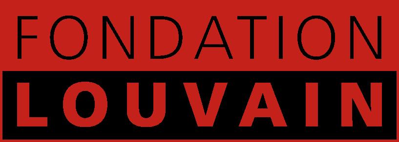 Fondation Louvain - Logo
