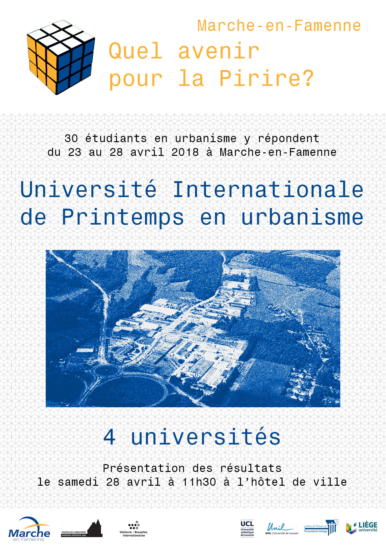 Université Internationale de Printemps en urbanisme