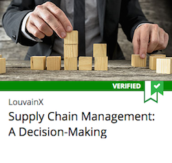 Course image Supply Chain Management
