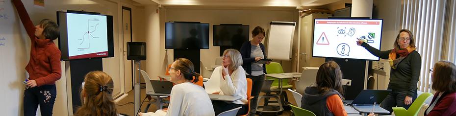 Louvain Learning Lab