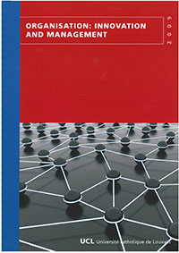 Organisation: innovation and management