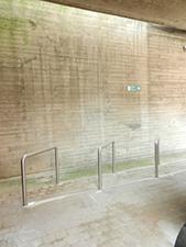 Abri vélo Halles