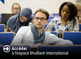 Etudiant international