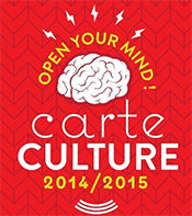 Carte Culture - Open your mind
