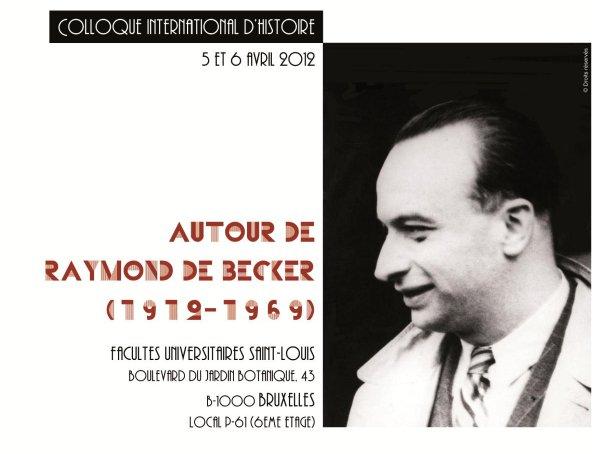 Raymond de Becker