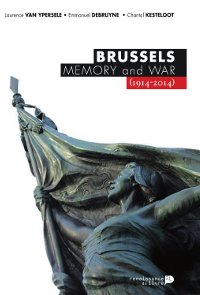 Couverture Brussels Memory and War