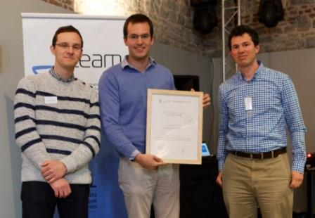 ICTEAM thesis award 2016 - Numa Couniot