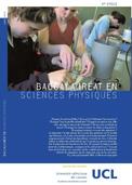 Présentation des études en Physique Bacsc_phys
