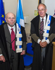 Docteurs honoris causa - Sciences