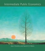 Intermediate Publics Economics