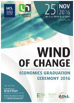 Affiche wind of change ESL