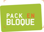logo pack en bloque