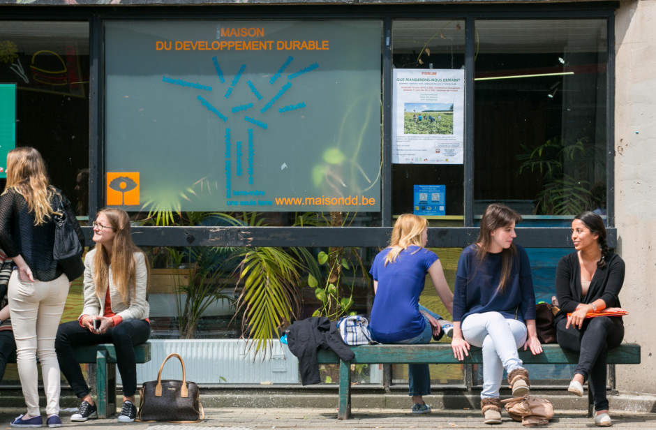 Maison du d veloppement durable uclouvain - Maison du developpement durable ...