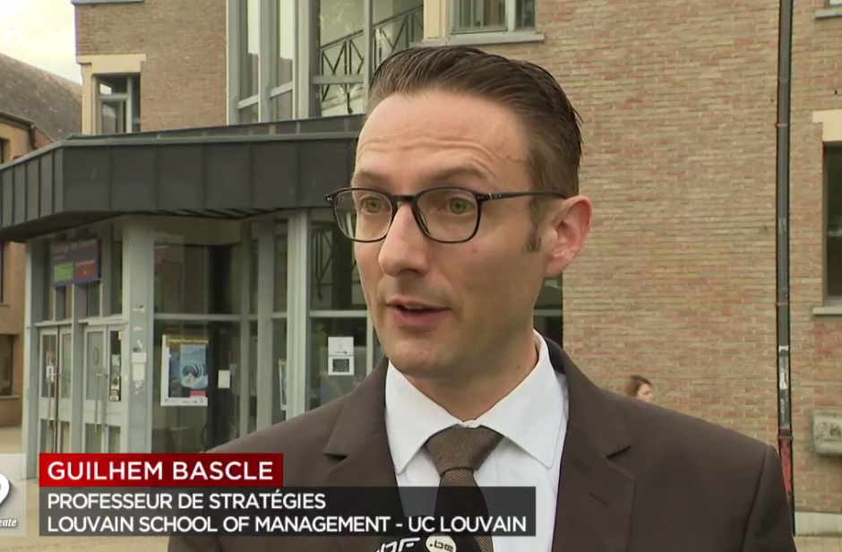 Prof  Guilhem Bascle talks about Coca-Cola's strategy to