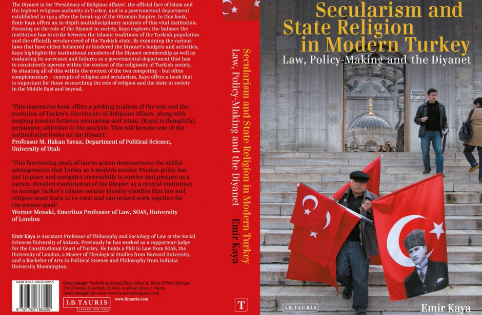 Secularism and State Religion in Modern Turkey | UCLouvain